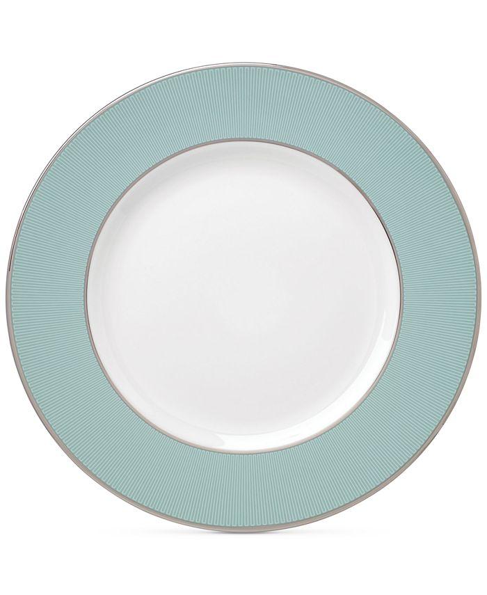 Lenox - Clara Aqua Collection Bone China Dinner Plate