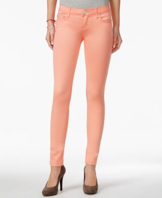 Celebrity Pink Juniors' Colored Skinny Jeans - Jeans - Juniors ...