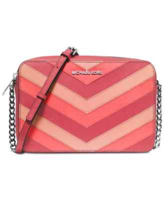 5346a9344 Michael Michael Kors Handbag Jet Set From Macys : MICHAEL Michael ...
