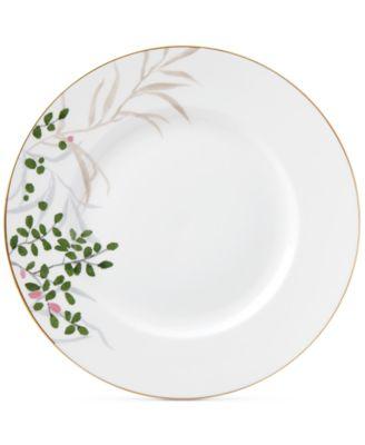 kate spade new york Birch Way Bone China Dinner Plate