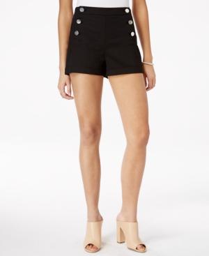 Xoxo Juniors High-Waist Sailor Shorts $29.99 AT vintagedancer.com