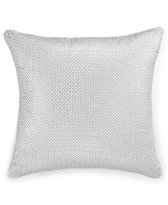 "Hotel Collection Finest Pendant 20"" Square Decorative Pillow"