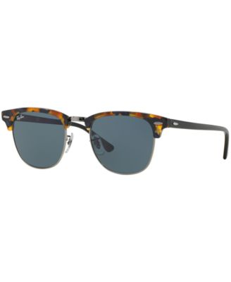 rb3016 49  Ray-Ban Sunglasses, RB3016 49 CLUBMASTER - Sunglasses by Sunglass ...