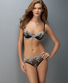 Macy*s - Women's - Wacoal Silver  :  bra