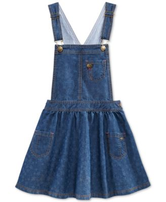 GUESS Girls&39 Denim Dress - Kids &amp Baby - Macy&39s