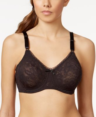 Bali One Smooth U Lace Underwire Bra 3516 - Bras, Panties ...