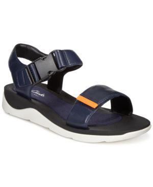 Clarks Artisan Women's Caval Dixie Flat Sandals Women's Shoes