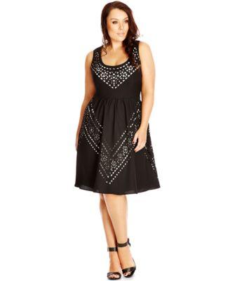 Empire Waist Dresses in Plus Size – Fashion dresses