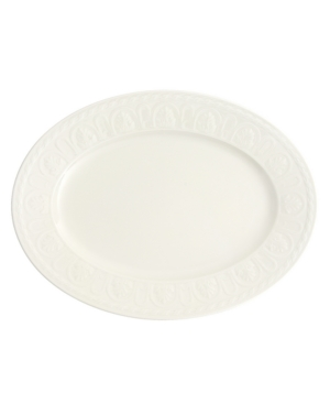 "Villeroy & Boch ""Cellini"" Oval Platter"