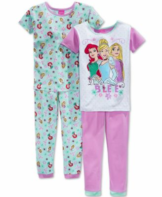 AME Girls' or Little Girls' Chipettes Nightgown - Pajamas - Kids ...