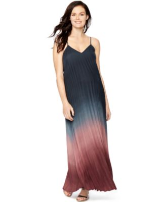 Motherhood Maternity Ombre Maxi Dress - Maternity - Women - Macy's