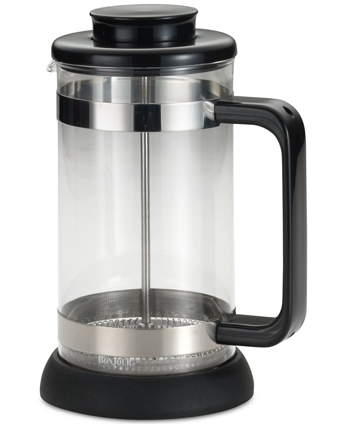 Bonjour - Riviera 8-Cup French Press with Coaster