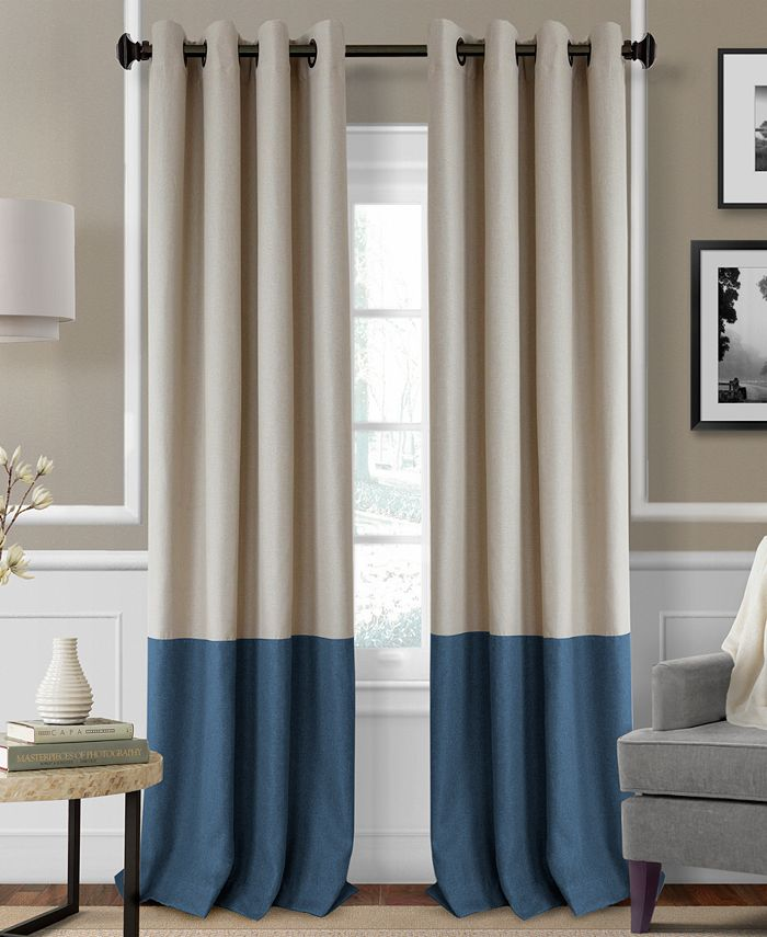 Elrene - Braiden Blackout Colorblocked Panel Collection