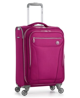 "Revo City Lights 2.0 21"" Carry On Expandable Spinner Suitcase, Only at Macy's"