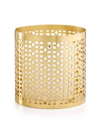 CLOSEOUT! Home Design Studio Small Hurricane Candle Holder, Only at Macy's