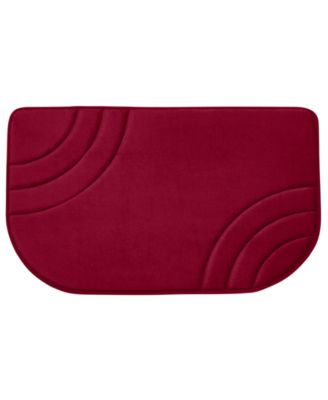 "CLOSEOUT! Sunham Inspire 18"" x 30"" Slice Bath Rug, Only at Macy's"