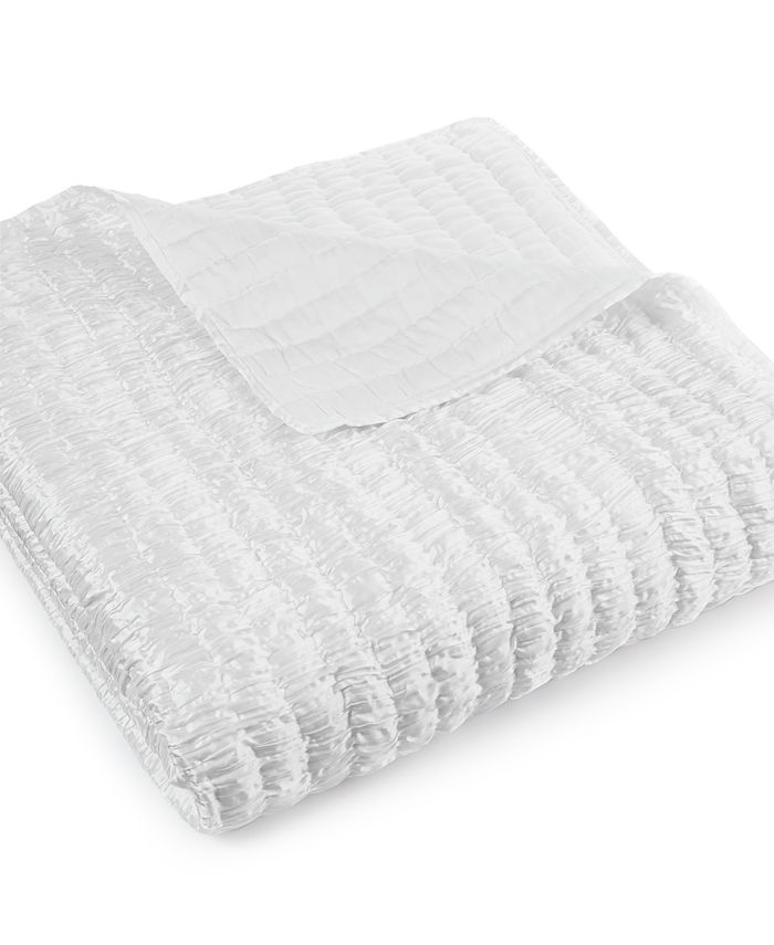 Hotel Collection - Finest Crescent Quilted King Coverlet