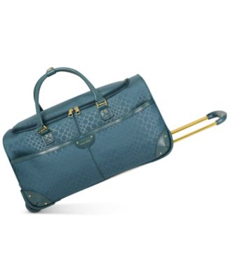 "Nine West Kaley 22"" Rolling Duffle, Only at Macy's"