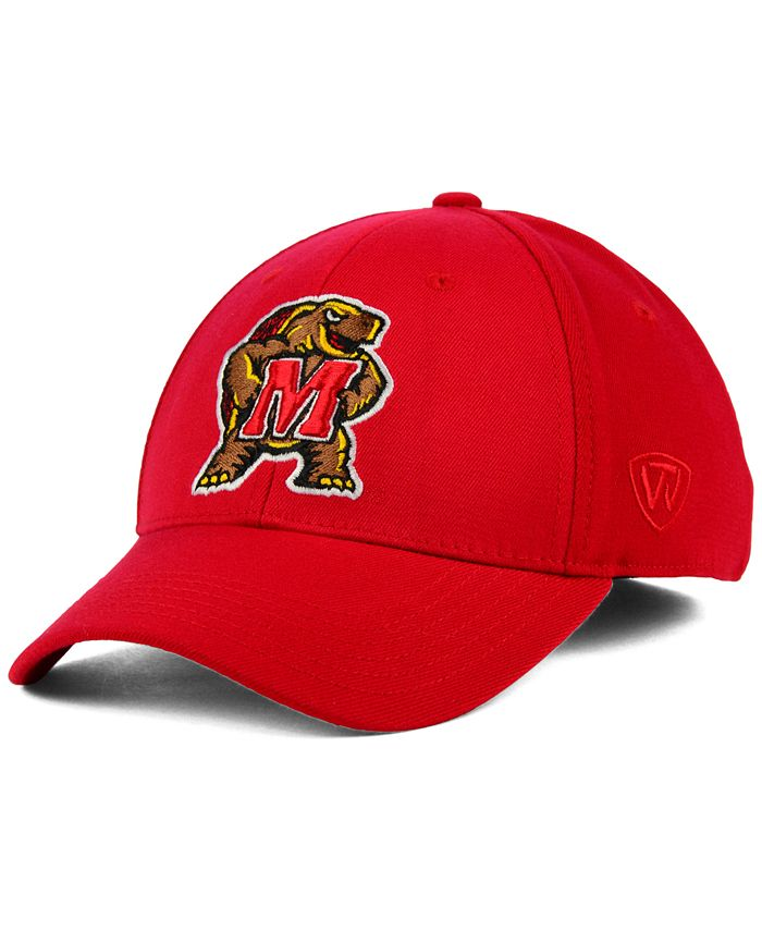 Top of the World - Maryland Terrapins Memory Fit PC Cap