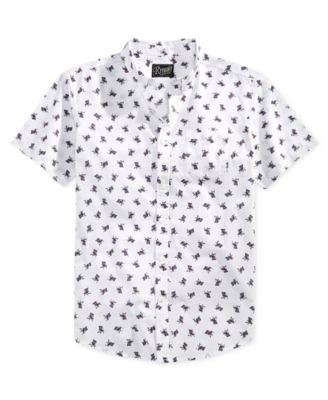 These men's novelty button-down shirts are available with a variety of patterns including flowers, animals, and tropical scenes. Flannel shirts Soft and warm, flannel shirts .