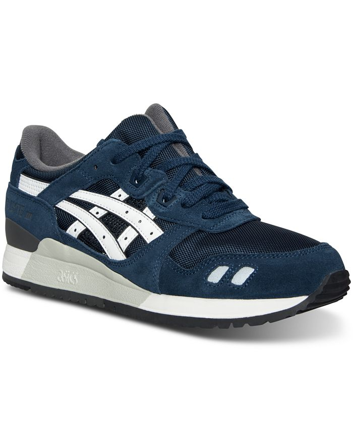 Asics - Men's GEL-Lyte III Casual Sneakers from Finish Line