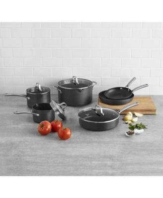 calphalon classic nonstick 10pc cookware set only at macyu0027s - Calphalon Cookware Set