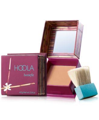 Hoola Matte Box O' Powder Bronzer Mini
