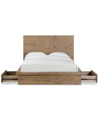 abilene storage queen bed