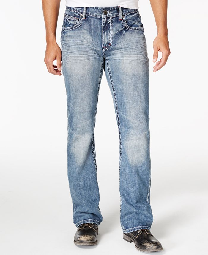 INC International Concepts - Gale Bootcut Jeans