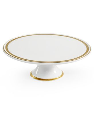 "Charter Club ""Grand Buffet Gold"" Classic Cakestand, Only at Macy's"