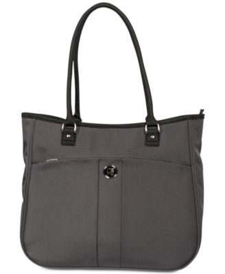 "CLOSEOUT! 60% Off Revo Twist 17"" Shopper Tote, Only at Macy's"
