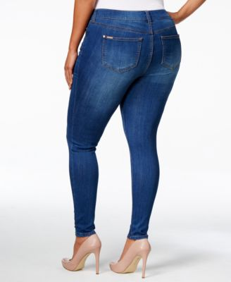 Celebrity Pink Plus Size Outsiders Wash Super-Soft Skinny Jeans ...