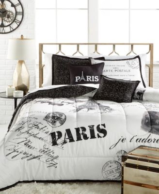 Beau Paris 5 Pc. King Comforter Set