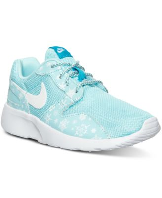 Nike Little Girls' Kaishi Print Casual Sneakers from.