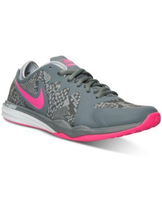 Nike Women's Dual Fusion TR 3 Print Training Sneakers.