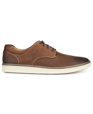 Johnston & Murphy McGuffey Plain Toe Lace-up Shoes Men's Shoes