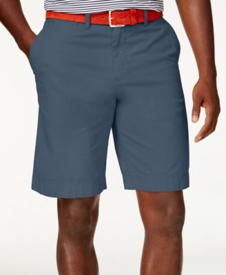 Image of Tommy Hilfiger Men's Classic-Fit Chino Shorts