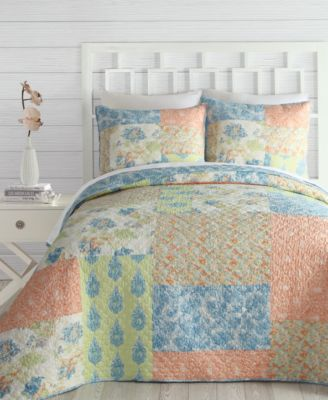 Jessica Simpson Alila Full Queen Quilt Quilts