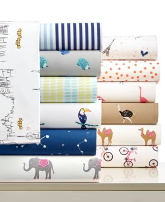 Novelty Cotton Sheets For Full Size Bed