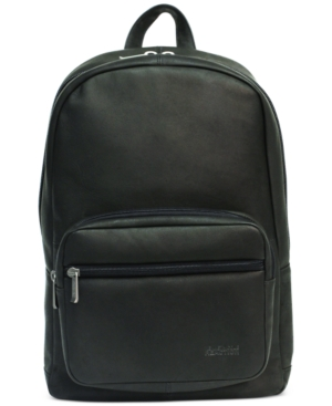 Kenneth Cole Reaction Men's Leather Backpack