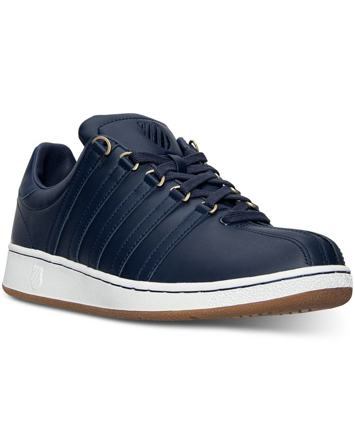 K-Swiss - Men's Classic VN Q Casual Sneakers from Finish Line