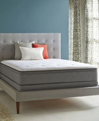 sealy chevy chase cushion firm euro pillowtop full mattress set