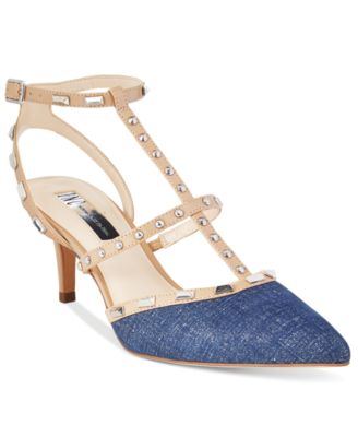 Alfani PRIMA Jolum Pointed-Toe Slingback Pumps - Shoes - Macy's