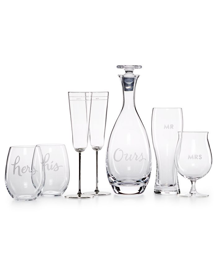 kate spade new york - Two of a Kind Barware Collection