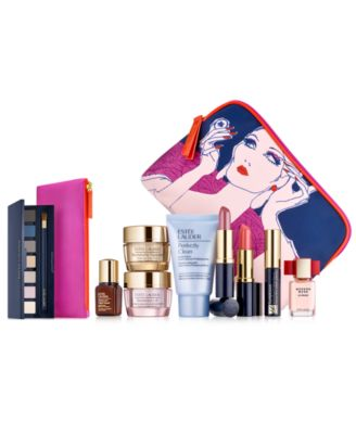 Receive a FREE 7-Pc. Gift with any $35 Estée Lauder Purchase (A ...