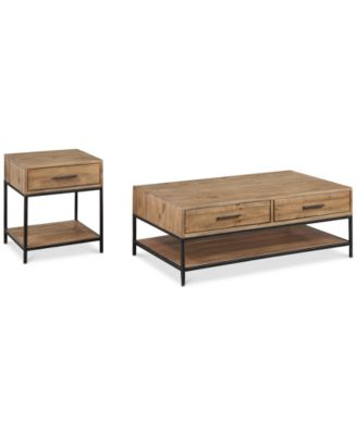 Gatlin 2-Pc. Coffee & End Table Set, Created for Macy's