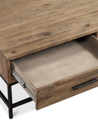 gatlin 2-pc. coffee & side table set, only at macy's - furniture