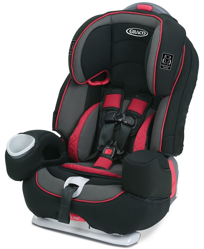 Graco - Baby Nautilus 80 Elite 3-in-1 Chili Car Seat