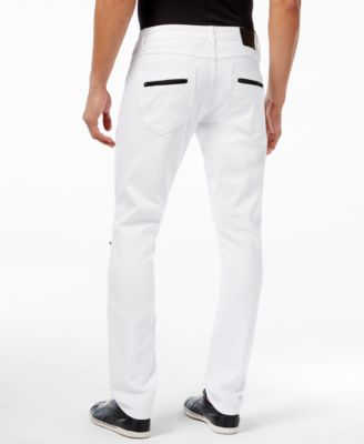 INC International Concepts Men's Trend Skinny Jeans, Only at ...