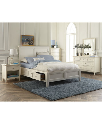 Product Collection Details. Sanibel Storage Bedroom Furniture Collection   Furniture   Macy s